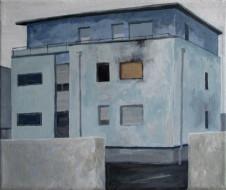 2014 Haus in Schlieren25x30cm