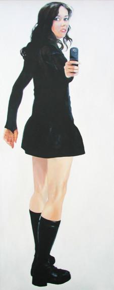 2007 Natel 180x70cm