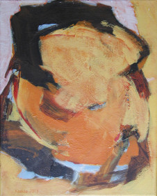 2003 abstrakt 50 x 40 cm