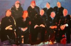 2004 Vorstand 66 cm x 100 cm