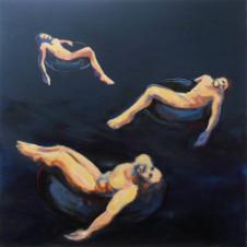 2010 oT (3x Pieta) 150 x 150